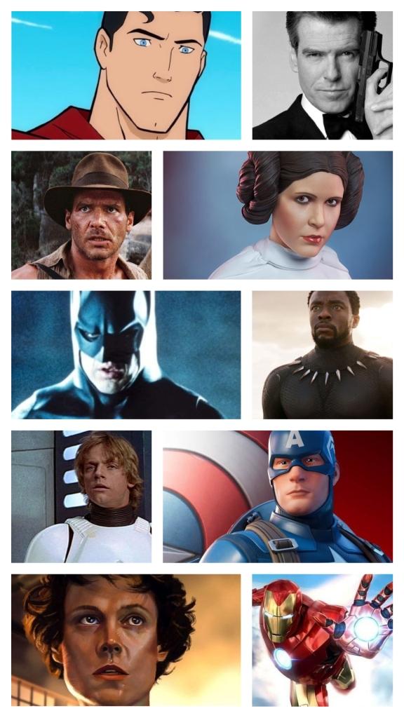 ТОП-10 найпопулярніших героїв кіно за всю історію