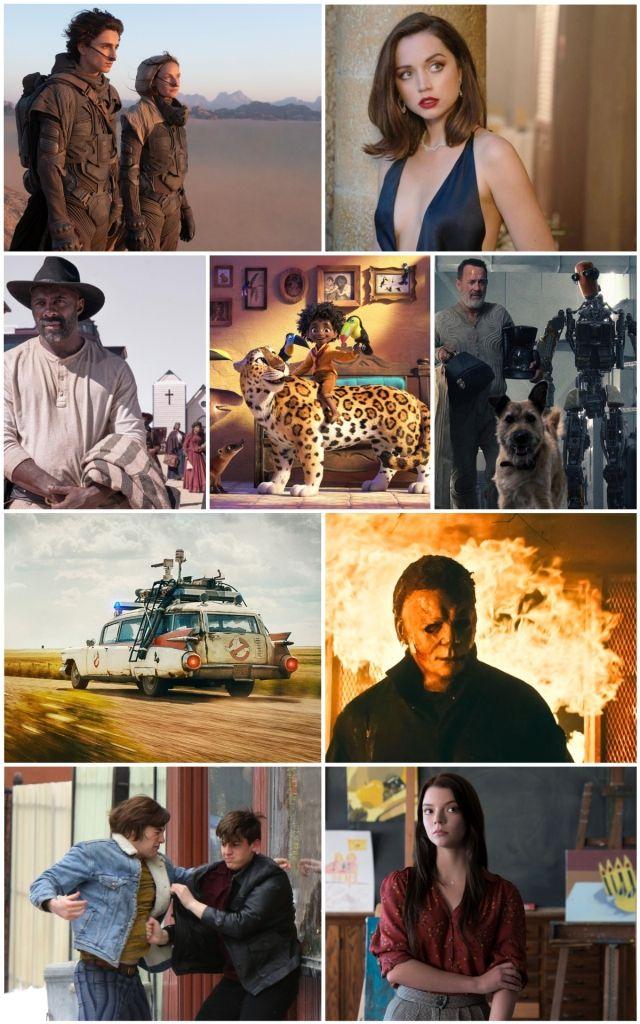 Що дивитися у кінотеатрах восени 2021 року