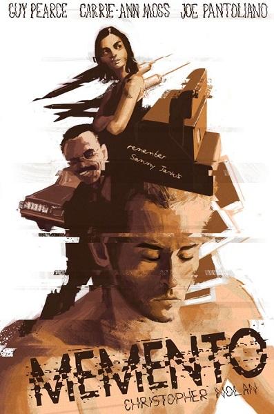Кіно-амнезія: геніальні фільми про людей, що втратили память