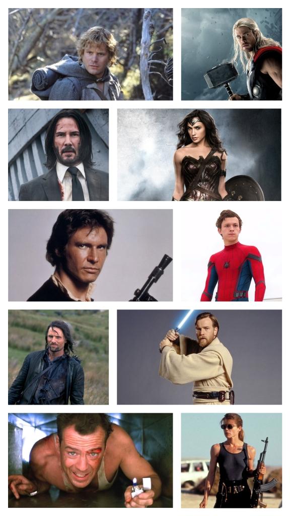 Людина-павук, Хан Соло та «міцний горішок» Брюс Вілліс. Найвідоміші кіноперсонажі в історії. 20–11 місця