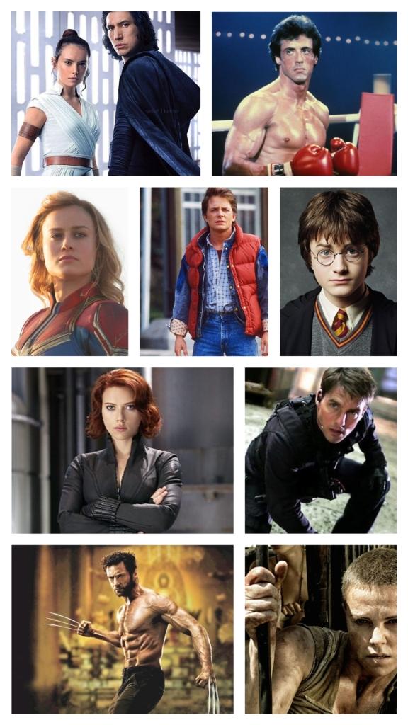 Гаррі Поттер, Рокі та кілька супергероїв. Найкрутіші персонажі в історії кіно. 30–21 місця