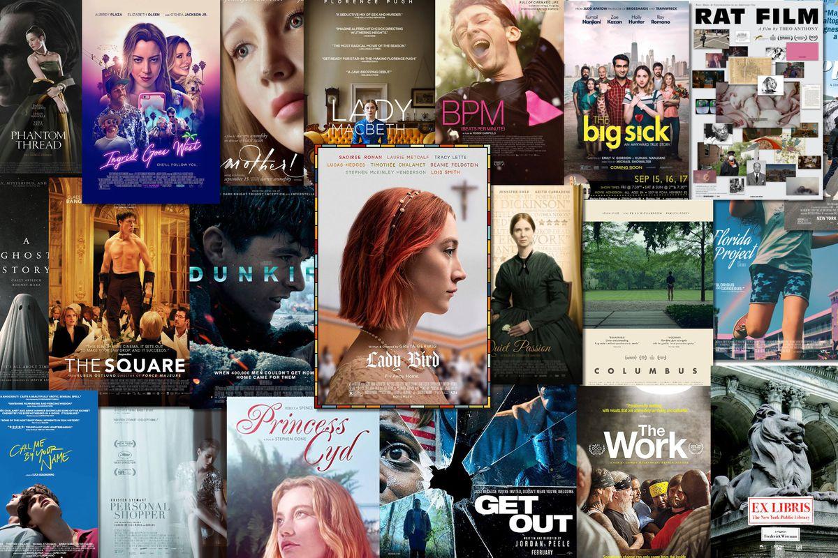 10 найкращих фільмів 2017 року