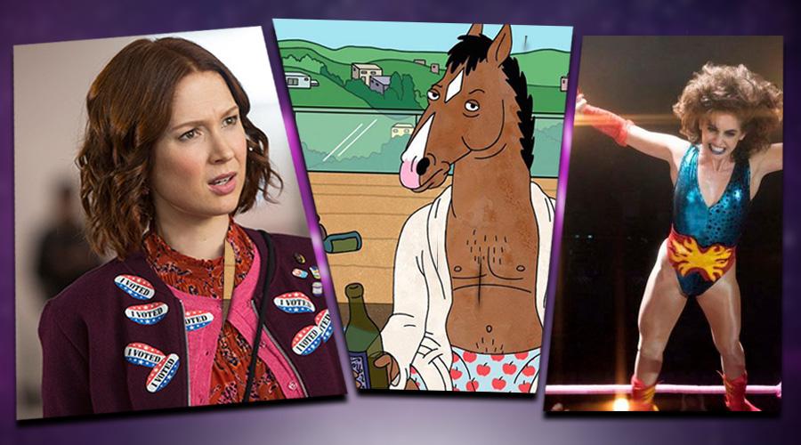 10 найкращих комедійних серіалів від Netflix