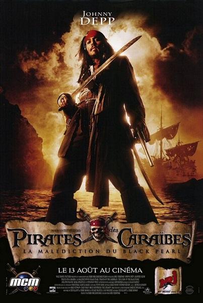 Хороші фільми та серіали про піратів